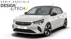 CORSA-E DESIGN & TECH