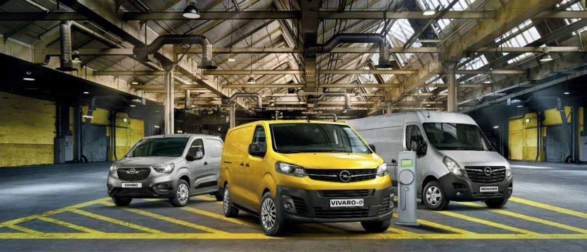 Opel Gamme VU