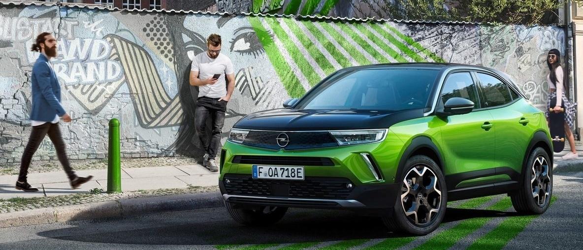 Opel Nouveau Mokka-e
