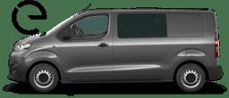 Nouveau Vivaro-e Cabine Approfondie Pliable