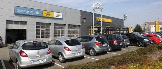 OPEL CALAIS - EUROP'AUTO CALAIS SAS