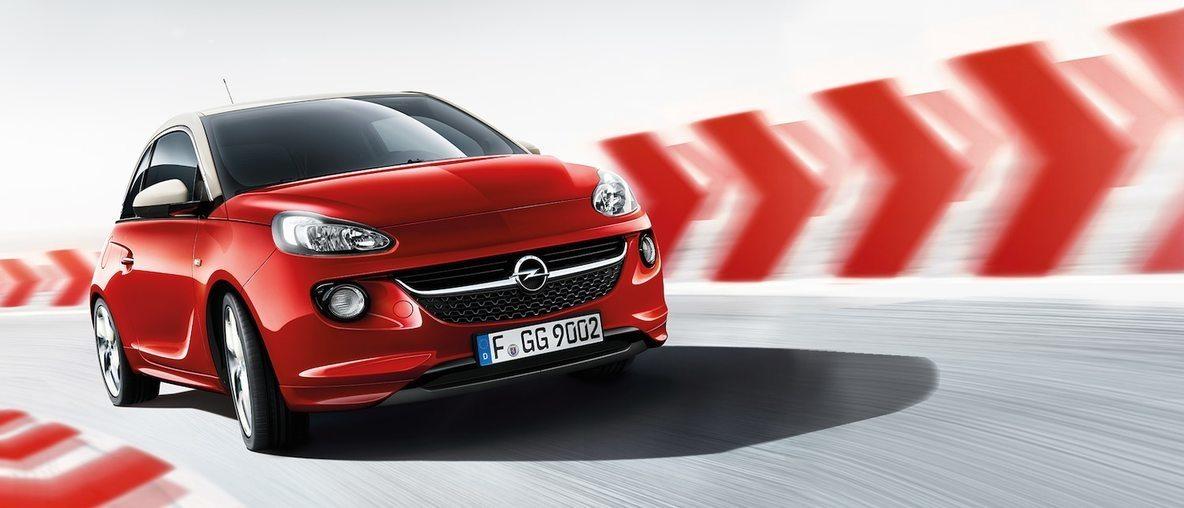 Présentation Opel Albertville