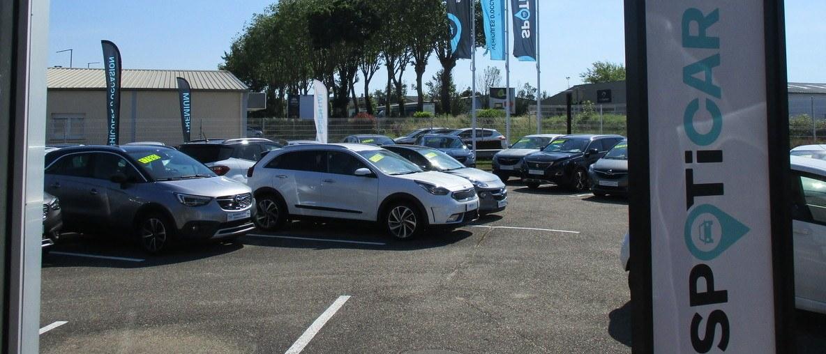 Spoticar Opel Bourg-en-Bresse