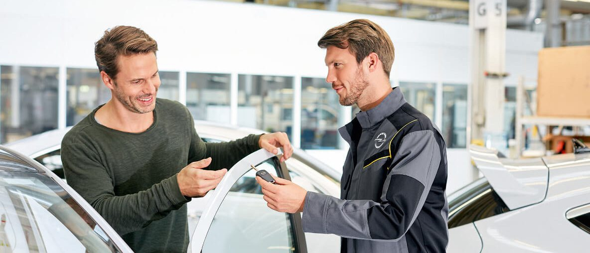 Contrats de Service Opel