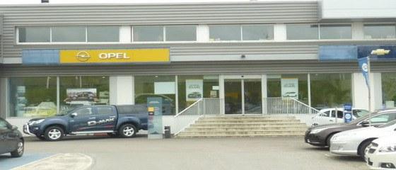 OPEL DIEPPE - MV AUTOMOBILES SAS