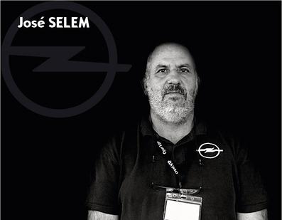 José Selem - Magasinier
