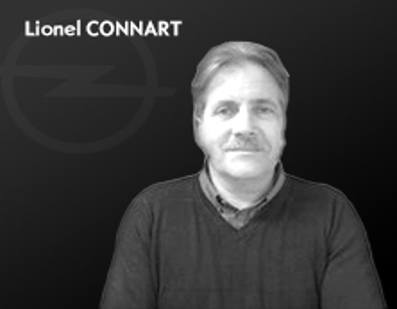 Lionel Connart - Chef d'atelier