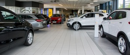 Showroom Opel Strasbourg
