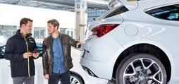 Après-vente Opel Gueret