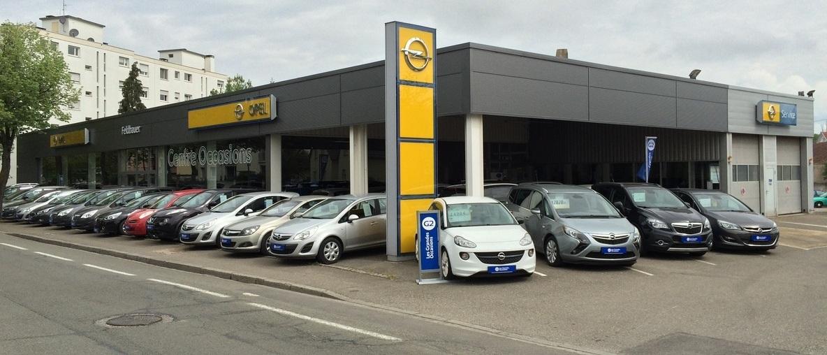 Opel Saint-Louis