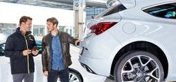 Après-Vente Opel Saint-Louis