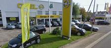 La concession Opel Dole