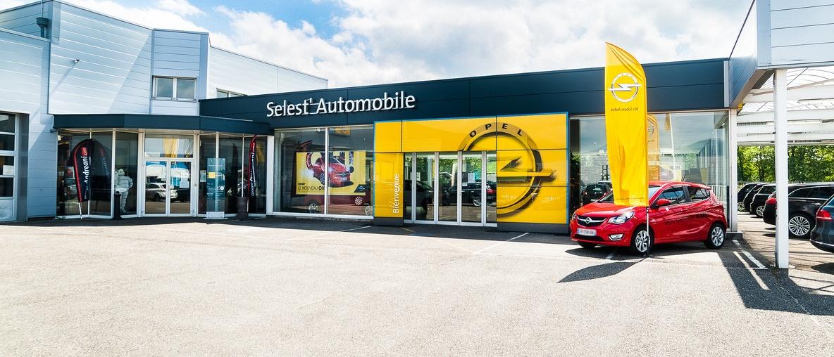 Concession Opel Sélestat
