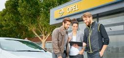 Découvrez les actualités Opel