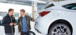 Après-vente Opel Sens