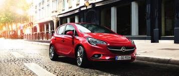 Offre Opel Corsa