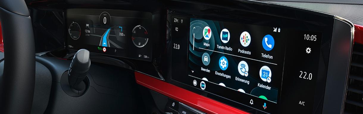 Nouvel Opel Mokka - Pure Panel