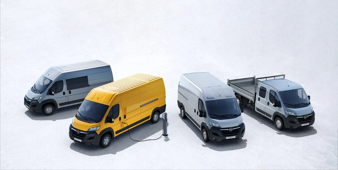 NOUVELLE GAMME MOVANO