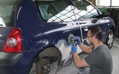 Service carrosserie - SND Automobile