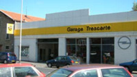 Historique - Garage Trescarte