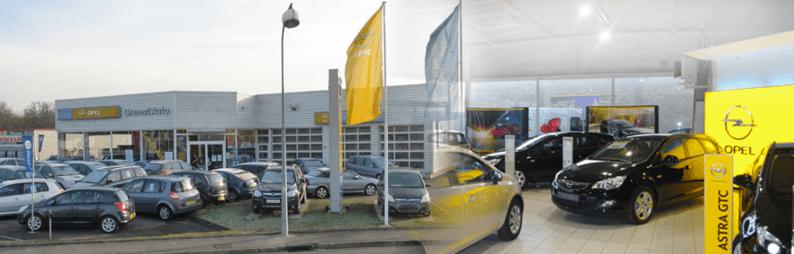 Opel Saint-Dizier - Opel Bar-Le-Duc