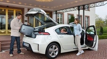 Opel Ampera - Opel Rent Montpellier