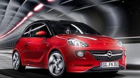 ADAM - Opel Rent Montpellier